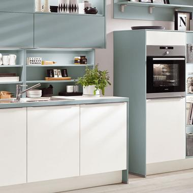 German Kitchens in East Antrim. Modern, Laser Range