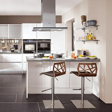German Kitchens in East Antrim. Modern, Lux Range