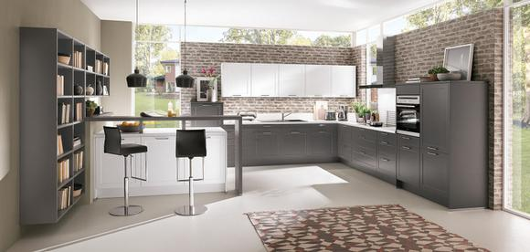 German Kitchens in East Antrim. Modern, Credo Range
