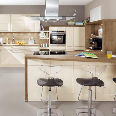 German Kitchens in East Antrim. Modern, Flash Range