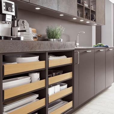 German Kitchens in East Antrim. Modern, Touch Range