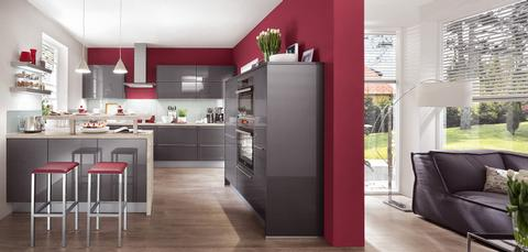 German Kitchens in East Antrim. Modern, Xeno Range